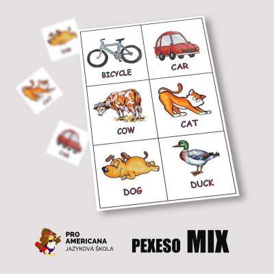PEXESO-mix